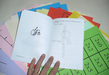 Apprendre les tables de multiplication m thode ludique for Methode pour apprendre table multiplication